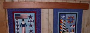 Classic Quilt Display 2